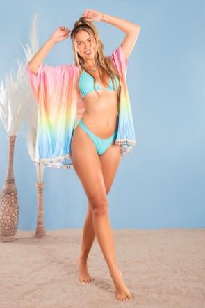 Saída de Praia Estampa Digital (Candy Color) | Ref: K2940-A