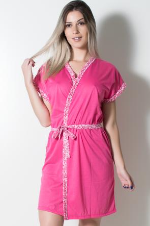 Robe de Malha 183 (Pink) | Ref: CEZ-PA183-001