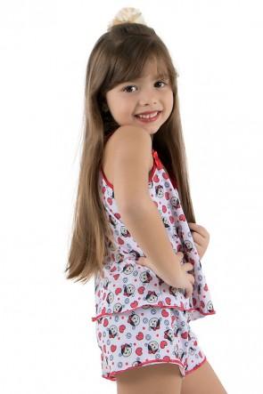Babydoll de Liganete Infantil 020 (Estampa sortida) | Ref: CEZ-CZ020-001