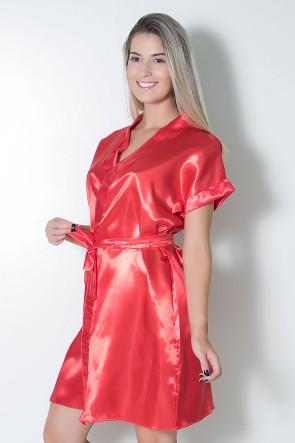 Robe 017 (Vermelho) | Ref: CEZ-PA017-006