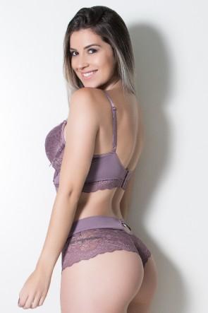 Conjunto Ana Clara 503 (Violeta) | Ref: CEZ-TT503-004