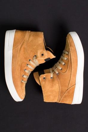 Tênis Sneaker Camurça (Mostarda) | Ref: KS-T52-004