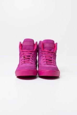 Sneaker Camurça Pink | Ref: KS-T51-001