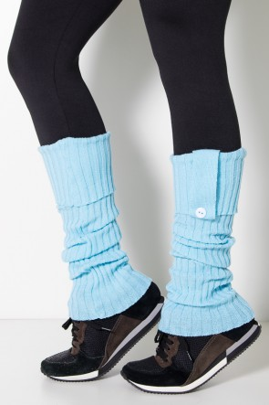 Polaina de Lã - (Azul Celeste) | Ref: WES001-007