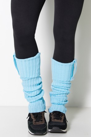 Polaina de Lã (Azul Celeste) | Ref: WES001-007