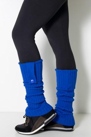 Polaina de Lã - (Azul Royal) | Ref: WES001-008