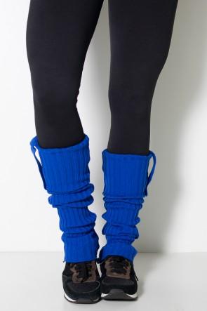 Polaina de Lã (Azul Royal) | Ref: WES001-008