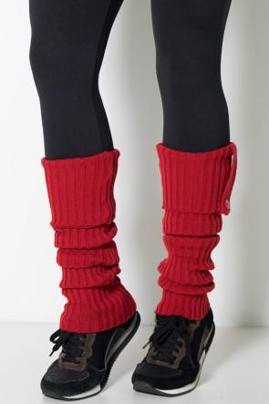 Polaina de Lã (Vermelho) | Ref: WES001-009
