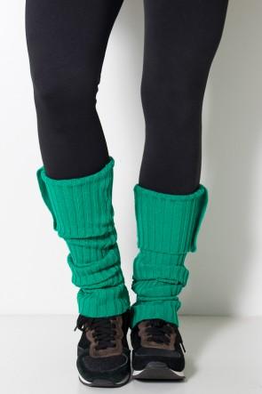 Polaina de Lã (Verde Bandeira) | Ref: WES001-048