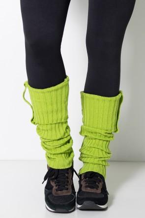 Polaina de Lã (Verde Limão) | Ref: WES001-049