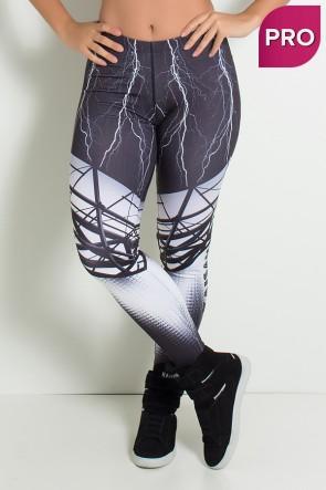 Legging Sublimada PRO (Thunder) | Ref: NTSP05