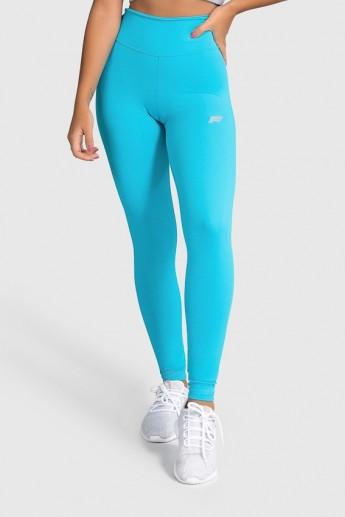 Calça Fitness Básica (Azul) | Ref: GO1-E