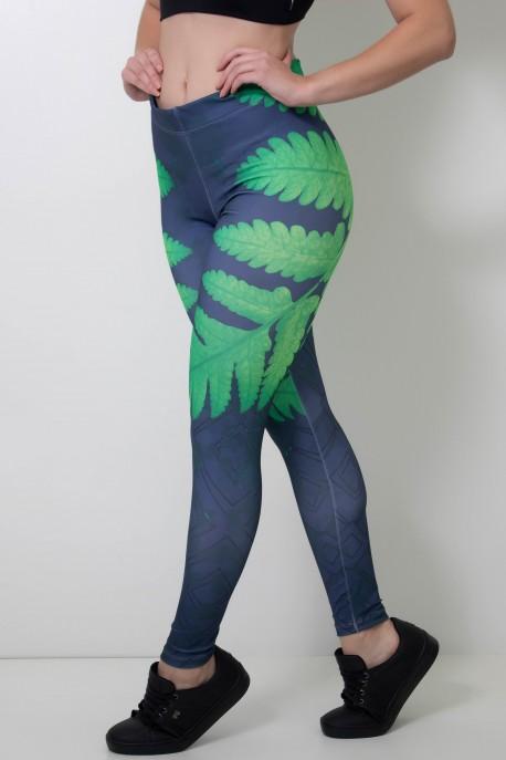 Calça Feminina Legging Estampa Digital Brake | Ref: CAL411-041