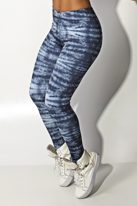 Legging Tie Dye Estampa Digital | Ref: F1559-001