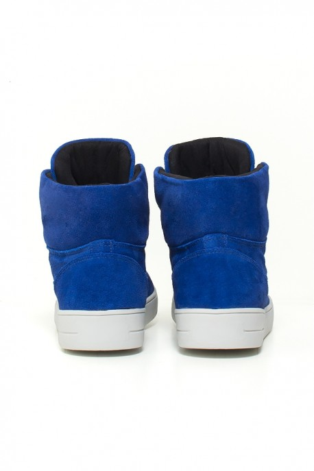 Tênis Sneaker Camurça (Azul Royal)   Ref: KS-T52-001