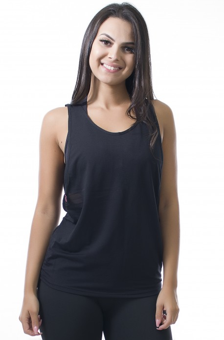 KS-F936-003_Camiseta_Dry_Fit_com_Regulagem_Lateral_Preto__Ref:_KS-F936-003