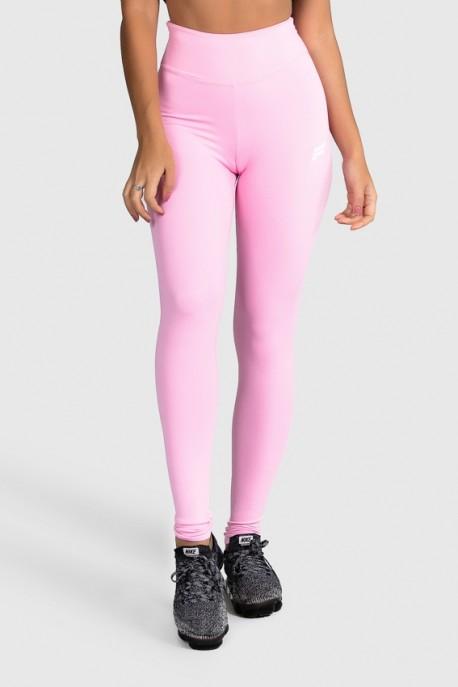 Calça Fitness Básica (Rosa Bebê) | Ref: GO1-G