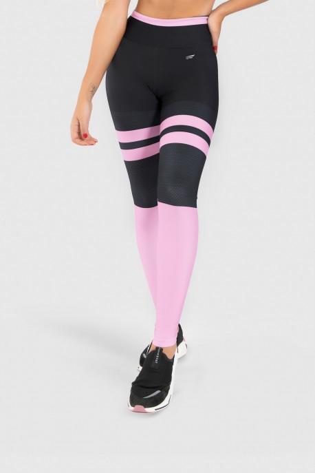 Calça Legging Fitness Estampa Digital Incredible Candy   Ref: GO409