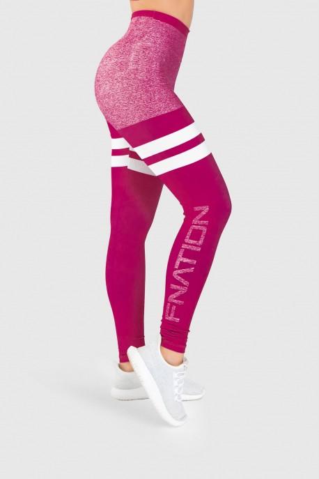 Calça Legging Fitness Estampa Digital Just Wine | Ref: GO407