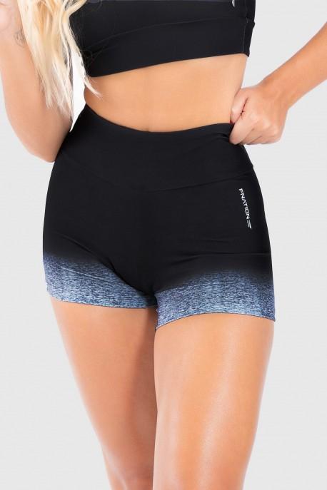 Short Fitness Estampa Digital Gray Gradient   Ref: GO175