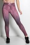 Legging Jeans Vinho Sublimada | Ref: F1715-002