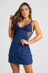 Camisola Rany (Azul Marinho)   Ref: P02-3-D