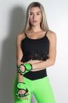 Luva Dry Lisa (Verde Fluor) | Ref: KS-F652-009