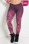 Legging Estampa Digital PRO (Zig Zag Rosa Neon) | Ref: NTSP10-001