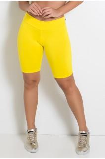 Bermuda Ciclista  (Amarelo) | Ref: F1338-002