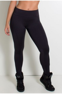 Calça Montaria  (Preto) | Ref: KS-F41-002