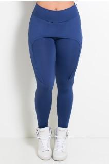 Calça Aranha  (Azul Marinho) | Ref: KS-F324-006