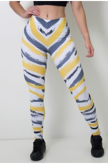 Calça Feminina Legging Sublimada Painttiger | Ref: CAL391-041