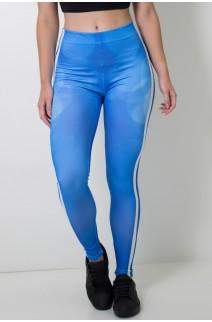 Calça Feminina Legging Sublimada Insideblue | Ref: CAL398-041
