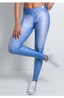 Legging Jeans Clara Sublimada | Ref: F1028-001