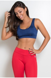 Top Carla (Azul Marinho) | Ref: KS-F1139-001