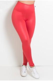 Calça Ivy Tecido Cirrê (Vermelho)   Ref: KS-F617-003
