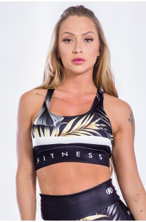 Top Nadador Sublimado Majestic Hardcore Fitness | Ref: TP254-041-000