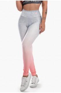 Calça Legging Sublimada Peach Fade | Ref: K2295-A