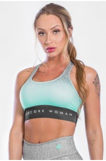 Top Nadador Sublimado Green Fade | Ref: K2311-A