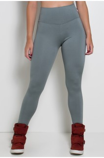 Legging Lisa  Cinza | Ref: KS-F23-017