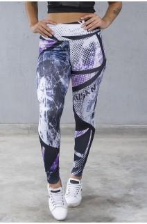 Legging Sublimada PRO (Grafite) | Ref: NTSP19-001