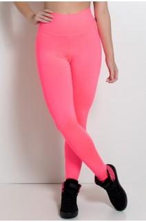 Legging Lisa  (Rosa Fluor) | Ref: KS-F23-008
