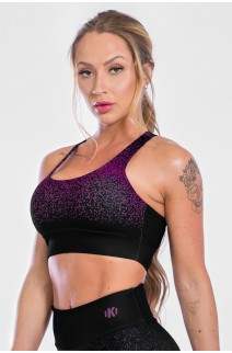 Top Sublimado Purple Confetti | Ref: K2319-F