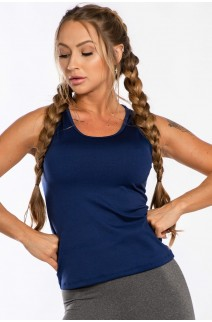 Camiseta Básica (Azul Marinho) | Ref: K2441-C
