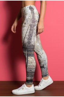 Legging Paris Sublimada | Ref: KS-F1878-001