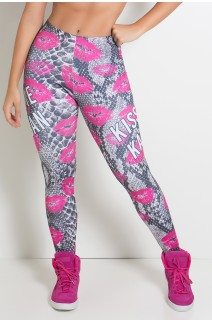 Legging Kiss Me Sublimada | Ref: KS-F1912-001