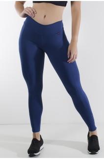 Calça Montaria  (Azul Marinho) | Ref: KS-F41-004