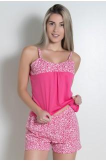 Babydoll Feminino 257 (Pink) | Ref: CEZ-PA257-001