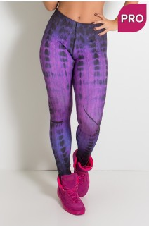 Legging Sublimada PRO (Purple) | Ref: NTSP22-001