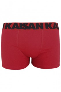 Kit com 3 Cuecas Boxer - Cotton 567 (AB)